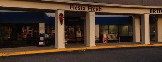 Fiesta Fresh is one of nom nom nom.