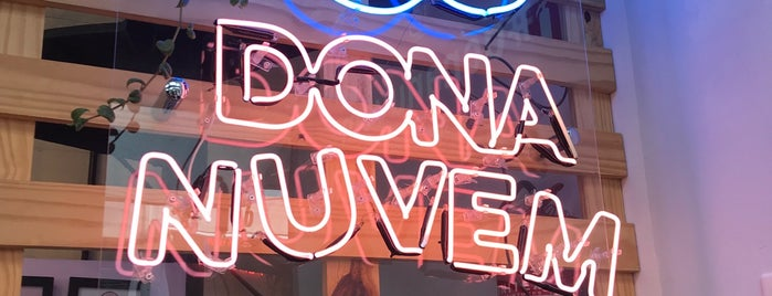 Dona Nuvem is one of Explorando.