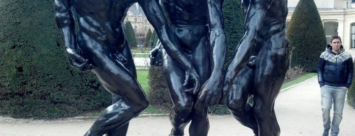 Musée Rodin is one of Paris - best spots! - Peter's Fav's.