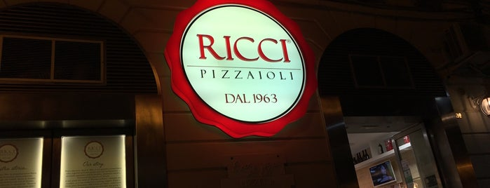 Ricci Pizzaioli dal 1963 is one of South Italy.