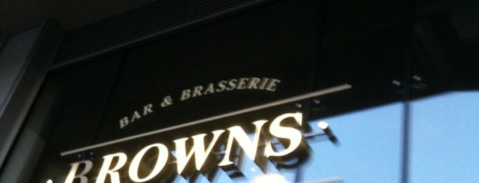 Browns Bar Brasserie is one of Best of Liverpool!!.