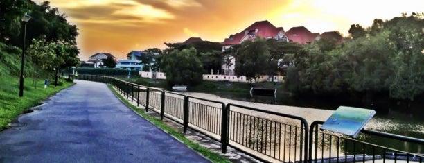 Sengkang Park is one of Favorite Great Outdoors.