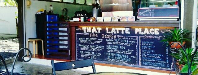That Latte Place is one of Cafe.