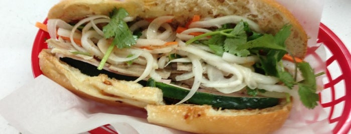 Bánh Mì Nha Trang is one of The 15 Best Places for Sandwiches in Orlando.