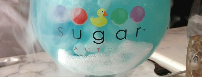 Sugar Factory is one of Vegas.