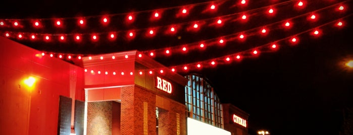 RED Cinemas - Restaurant Entertainment District - Stadium 15 is one of Rise & Shine Film Screening Locations.