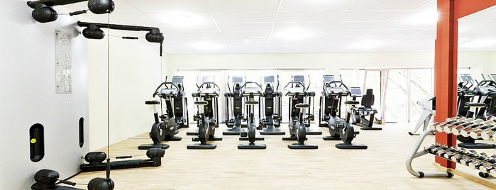 Indigo Fitness Club is one of Basel Services.
