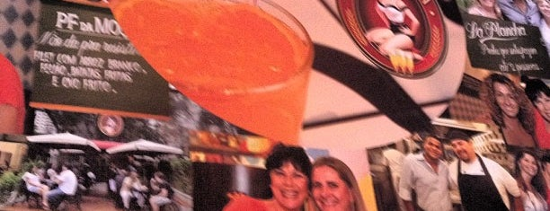 Moça Bonita Bar is one of Henri's TOP Bars!.