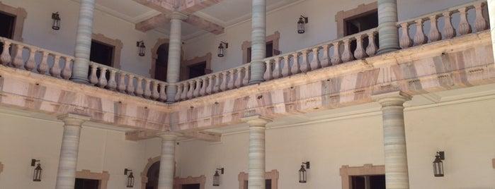 Museo Regional de Guanajuato Alhóndiga de Granaditas is one of SMA + GTO.