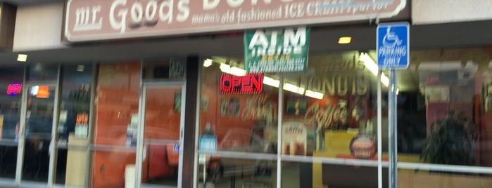 Mr. Goods Donuts is one of Must-visit Food in Pasadena.