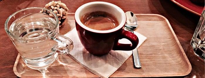 Roberto Café is one of Non-smoking Cafes🚭☕.