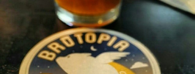 Brutopia Brewery & Kitchen is one of Providence.