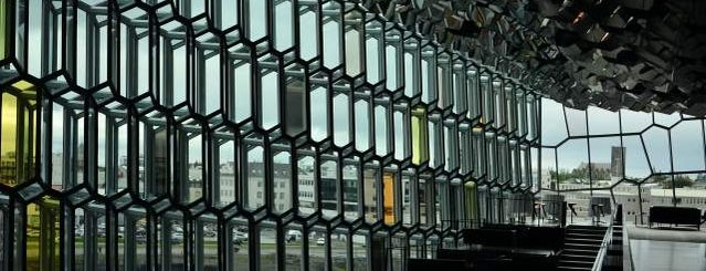 Harpa is one of Two Weeks in Iceland.