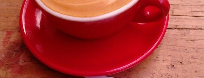 Silo Coffee is one of Berlin Best: Cafes, breakfast, brunch.