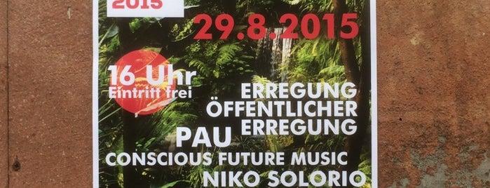GartenKunstNetz e.V. is one of Gebt uns mehr Open Air.