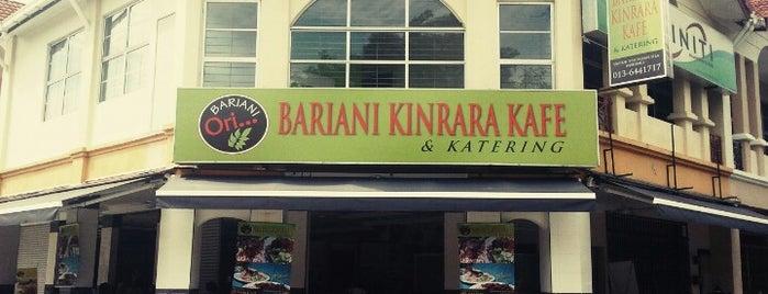 Bariani Kinrara Kafe & Katering is one of Makan @ PJ/Subang (Petaling) #7.