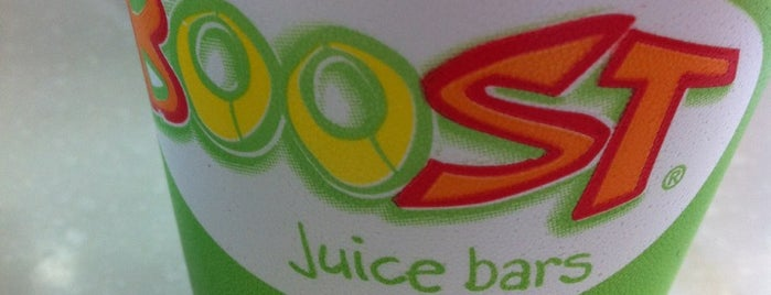 Boost Juice Bars is one of The 15 Best Places for Green Apples in Singapore.