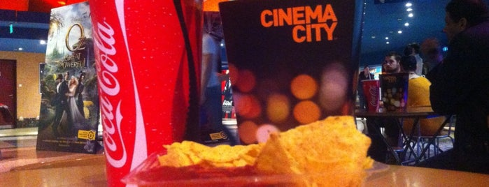 Cinema City is one of badge 2.