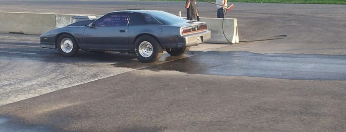 Cecil County Dragway is one of To-Do with Mike.