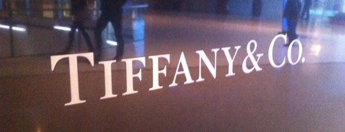Tiffany & Co. is one of Las Vegas.