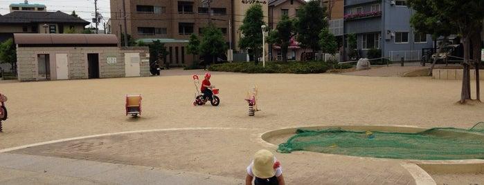 大桝公園 is one of 公園.