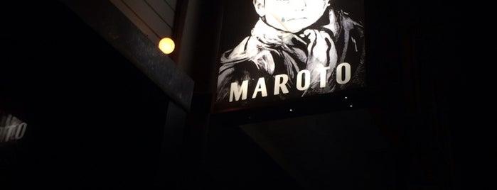 Maroto Bar is one of Munich AfterWork Beer - Hau di hera, samma mehra!.