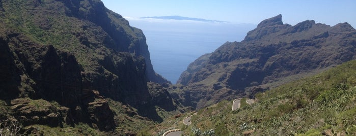 Masca is one of Tenerife.
