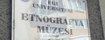 Manisa Arkeoloji ve Etnografya Müzesi is one of themaraton.