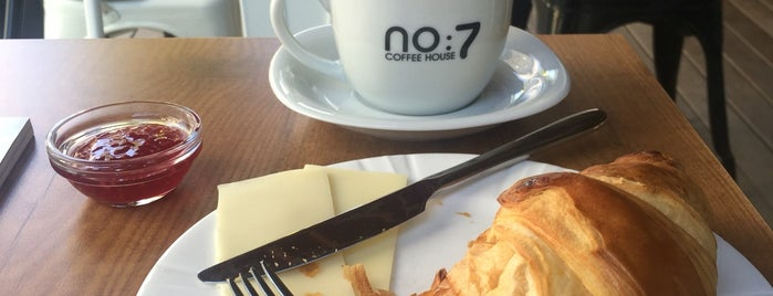 No:7 Coffee House is one of cafe's.