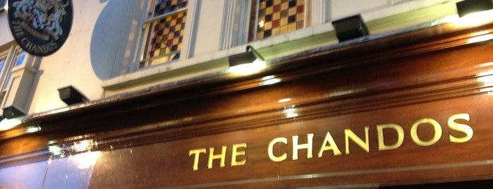 The Chandos is one of London.