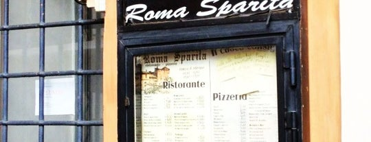 Roma Sparita is one of Food Italy.