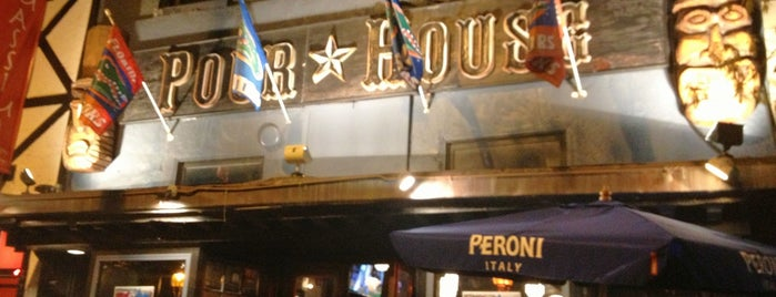 The Pour House is one of DC Bars.