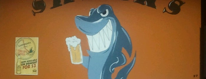 Shark's Saloon & Grill is one of Get My Drank On! :9.