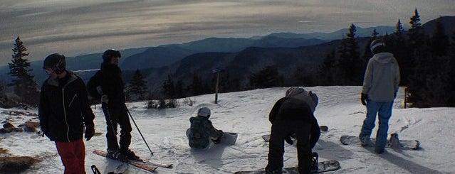 Jordan Bowl is one of Full Sunday River Experience.