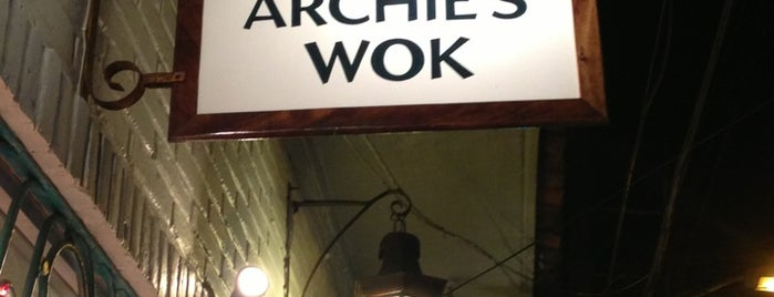 Archie's Wok is one of Puerto Vallarta.