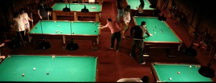 Atlanta Snooker Bar is one of Bares.