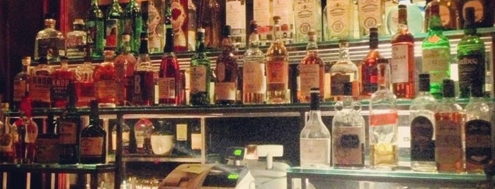 Monty Bar is one of LA to dos.