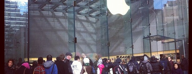 Apple Upper West Side is one of Great Venues To Visit....
