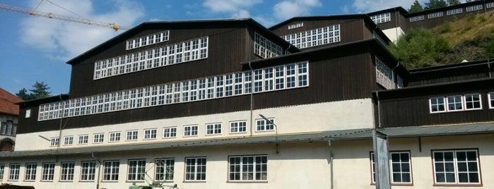 Rammelsberg Museum und Besucherbergwerk is one of Region Hannover.