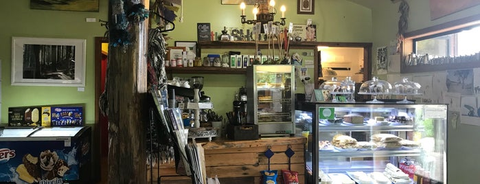 The Shoppe cafe is one of melb favs.