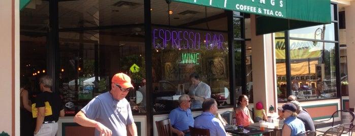 Awakenings Coffee & Tea Co. is one of Favorite Cincinnati Coffee Shops.