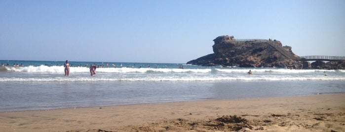 Playa de Bahía - La Reya is one of Playas.