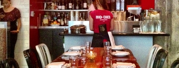 Mo-chica is one of LA.