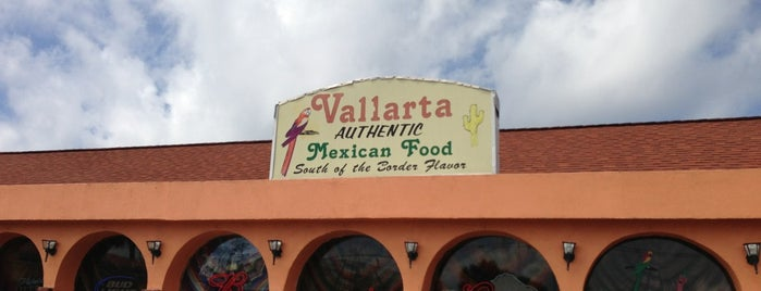 Vallarta Mexican Restaurant is one of A locals list for ob and gulf shores.