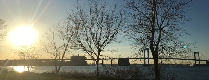 Fort Totten Park is one of The Most Romantic Locations in NYC Parks.