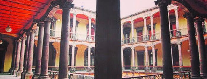 Museo de Arqueología del Occidente de México is one of Reto 100 ZMG.