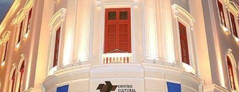 Centro Cultural dos Correios is one of Centro / Lapa.