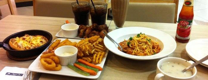 Pizza Hut AEON Station 18 is one of Makan @ Utara #12.