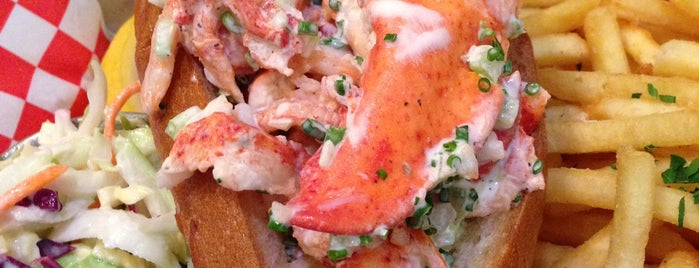 Woodhouse Fish Co. is one of Ultimate Summertime Lobster Rolls.