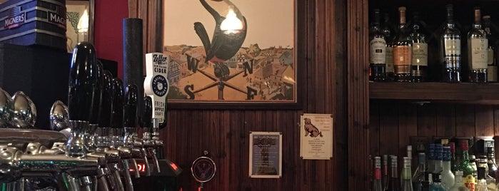 The Irishmans Pub is one of Regular places.